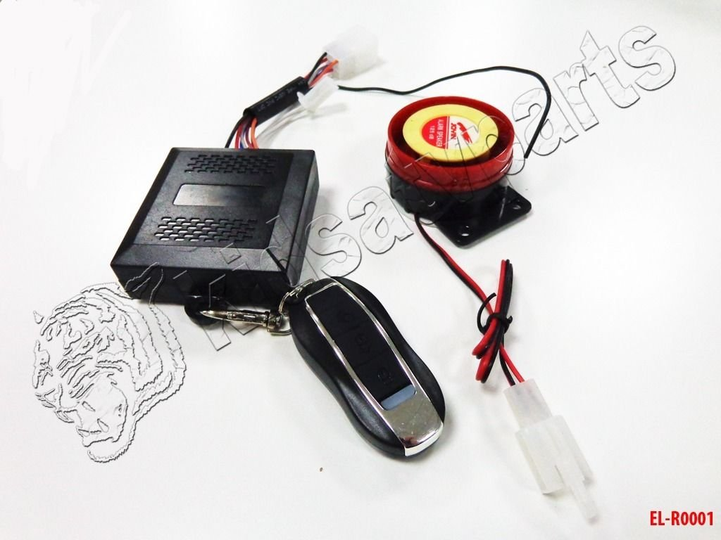 Universal Remote Control Alarm Kill Start Switch For Chinese Atv Wiring Diagrams 50cc 70cc 90cc 110cc 125cc 135cc 150cc 250cc Taotao Sunl Nst Automotive