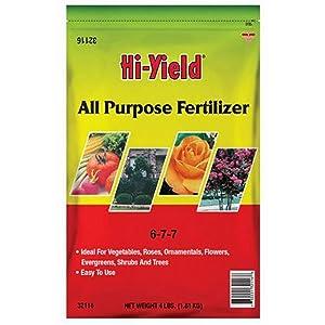 Voluntary Purchasing Group 32116 Fertilome All Purpose Plant Fertilizer, 4-Pound