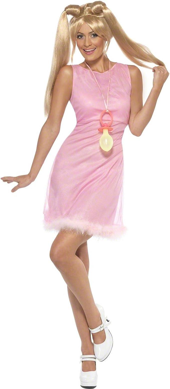 SPICE GIRLS BABY 90S POWER COSTUME SIZE 16-18 (disfraz): Amazon.es ...