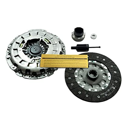 Amazon.com: LUK REPSET CLUTCH KIT 2001-2006 BMW M3 E46 3.2L S54B32 fits both 6 spd man & SMG: Automotive
