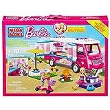 Mega Bloks Barbie Build 'n Play Luxe Camper