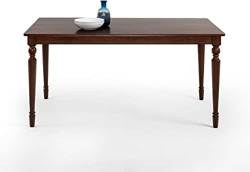 Zinus Joy Large Wood Dining Table Table only
