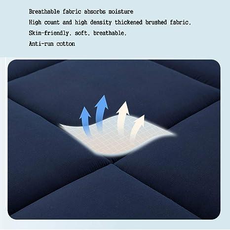 Fsygzj Matelas Pliable Ikea Adulte Thicken Tatami Respirante Confort Portable Matelas Futon Invite Tapis De Sol Pliable Double Matelas Pour La Maison Camping Amazon Fr Sports Et Loisirs