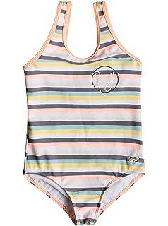 d5d7b38391 Roxy Girl Lets Go Surfing - Maillot de Bain Une pièce pour Fille 2-7