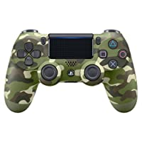 DualShock 4 Wireless Controller for PlayStation 4 - Green Camouflage - Standard Edition