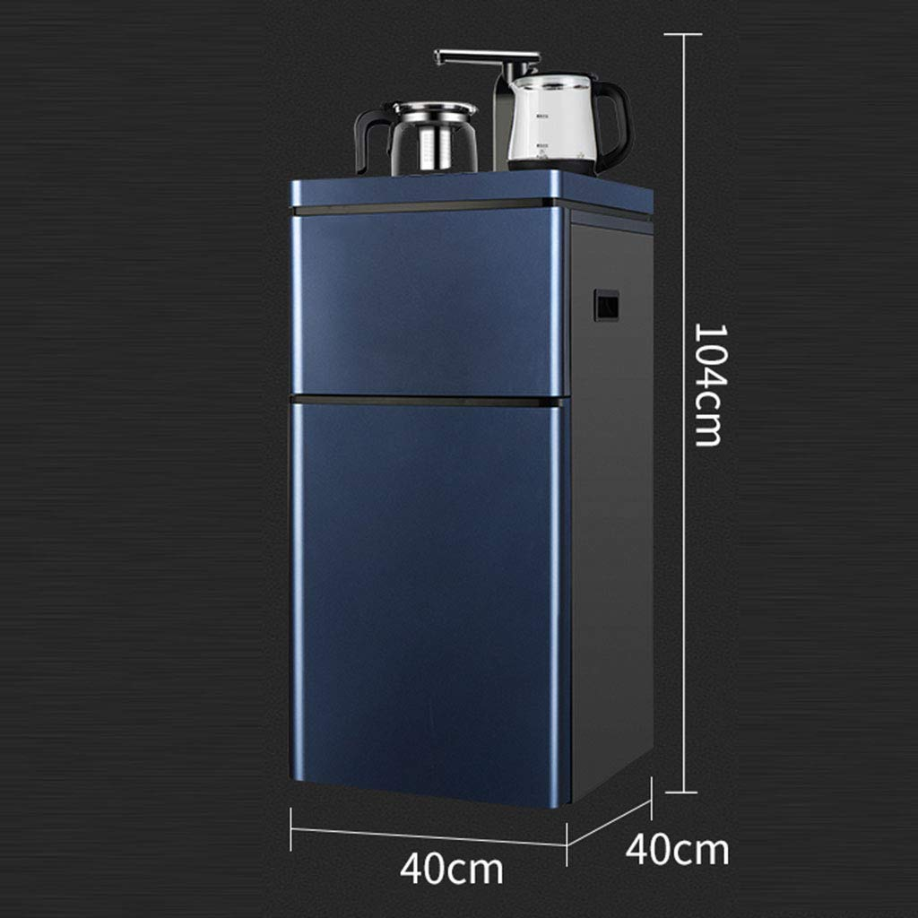 Hot Water Dispensers Household Vertical hot Water Dispenser Bedroom hot Water Dispenser Office Table top Hole Water Dispenser Intelligent Warm hot Water Dispenser by Combination Water Boilers Warmers (Image #7)