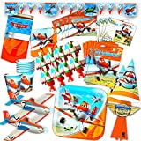 Disney Planes Party Supplies Ultimate Set -- Birthday Review and Comparison