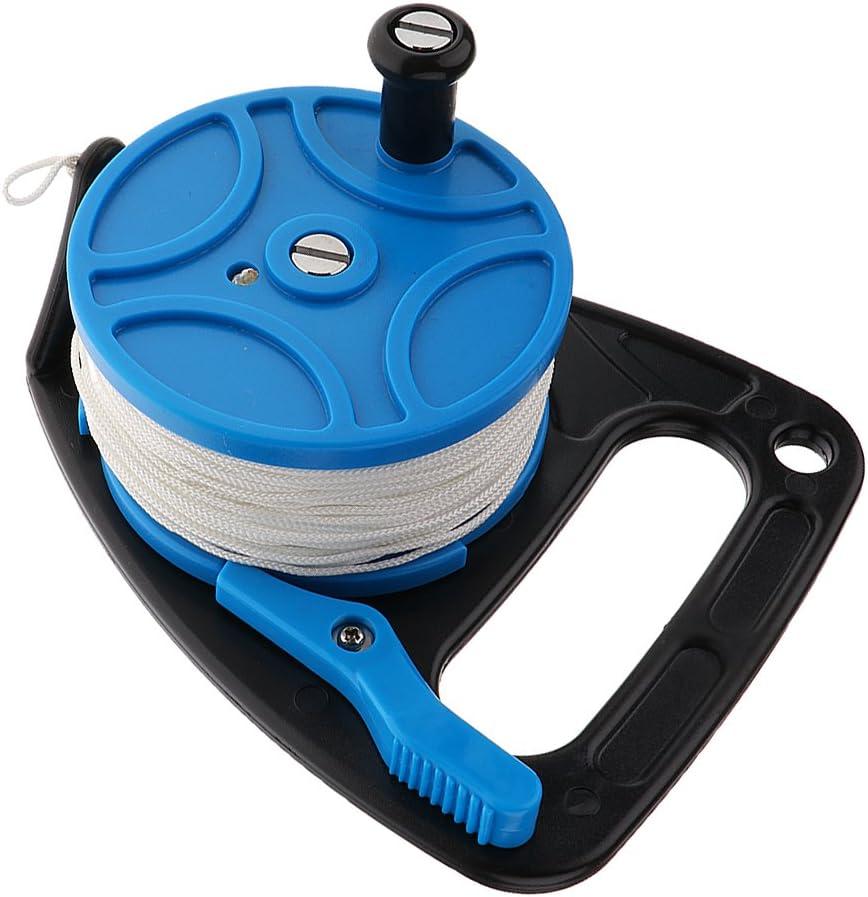 Multi Purpose Scuba Diving Cave Reel Guide Line Spool /& Rope Float Gear Equipment Accessories