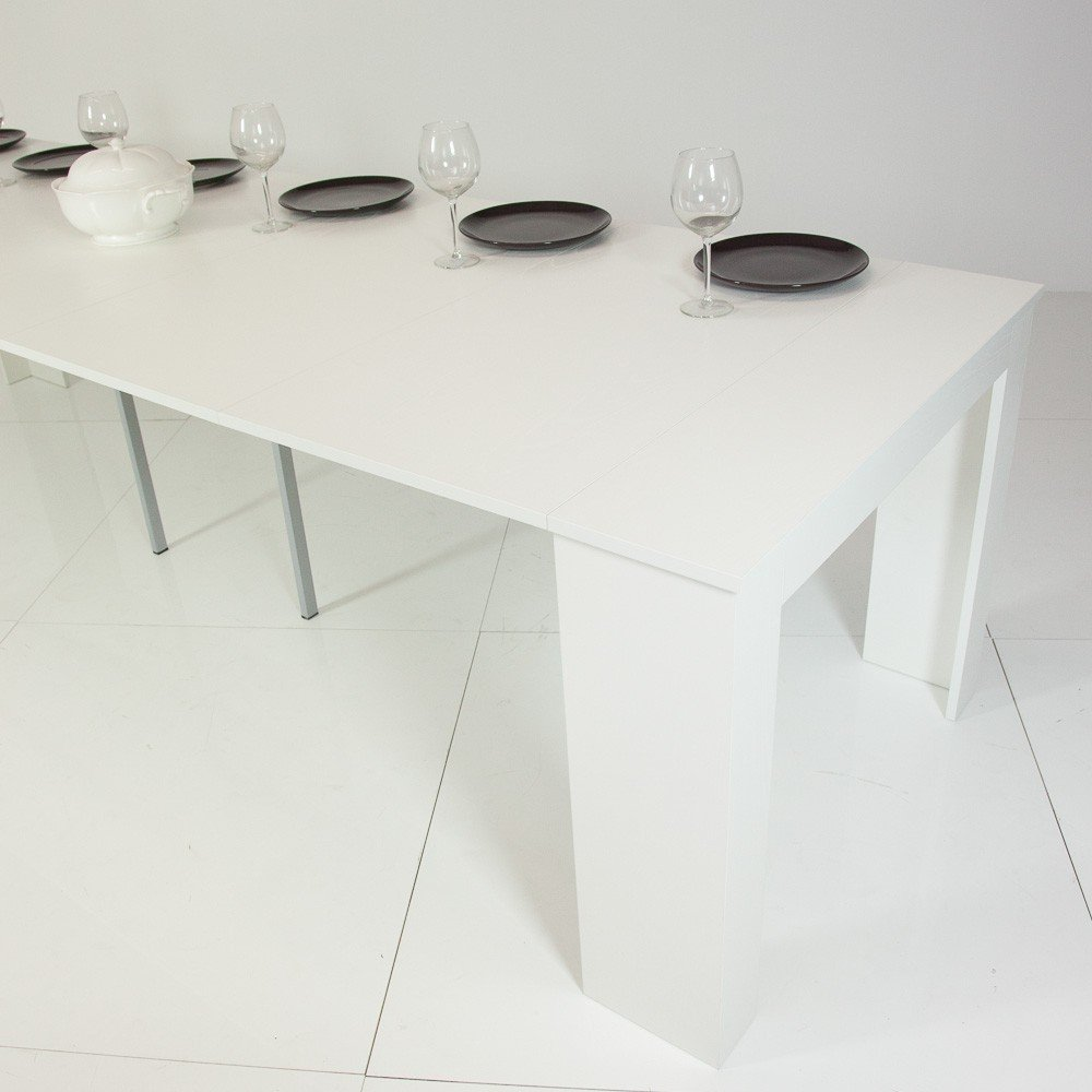 Group diseño Mesa Consola Extensible Made in Italy Emy ...
