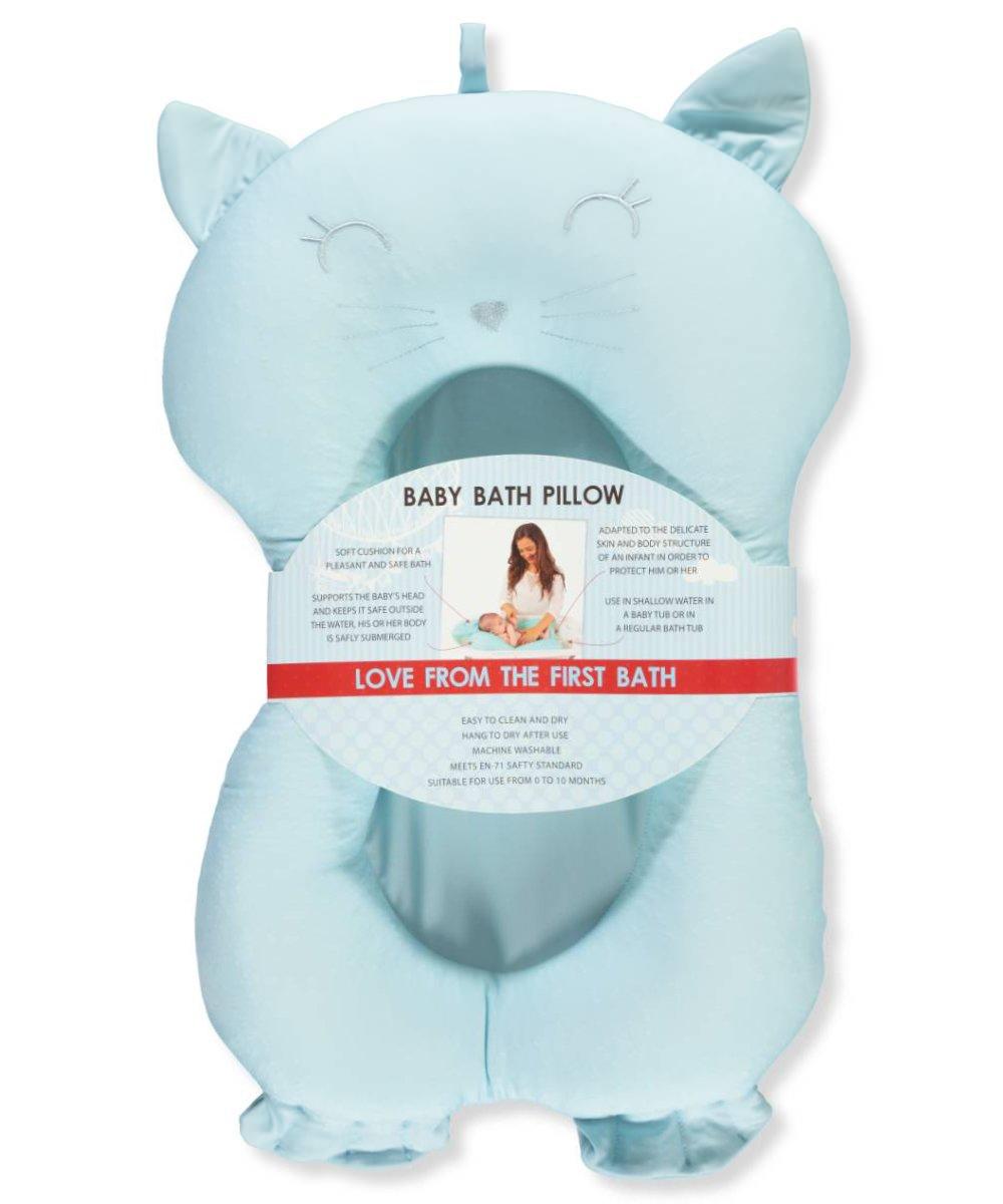Amazon.com : Baby Bath Tub Pillow Pad Lounger Air Cushion Floating ...