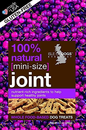 Isle of Dogs 12 oz Natural Joint Treat, Mini