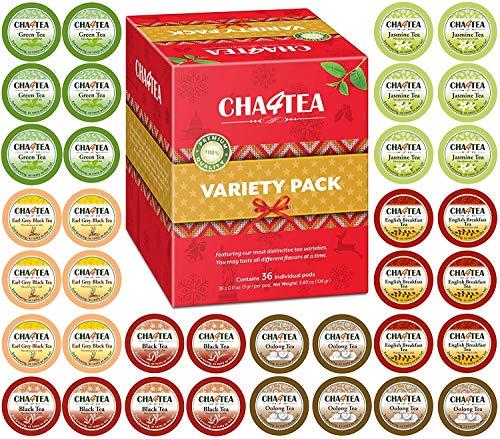 Cha4TEA 36-Count Variety Tea