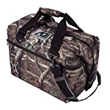 AO Coolers Canvas Soft Cooler with High-Density Insulation, Mossy Oak, 24-Can
