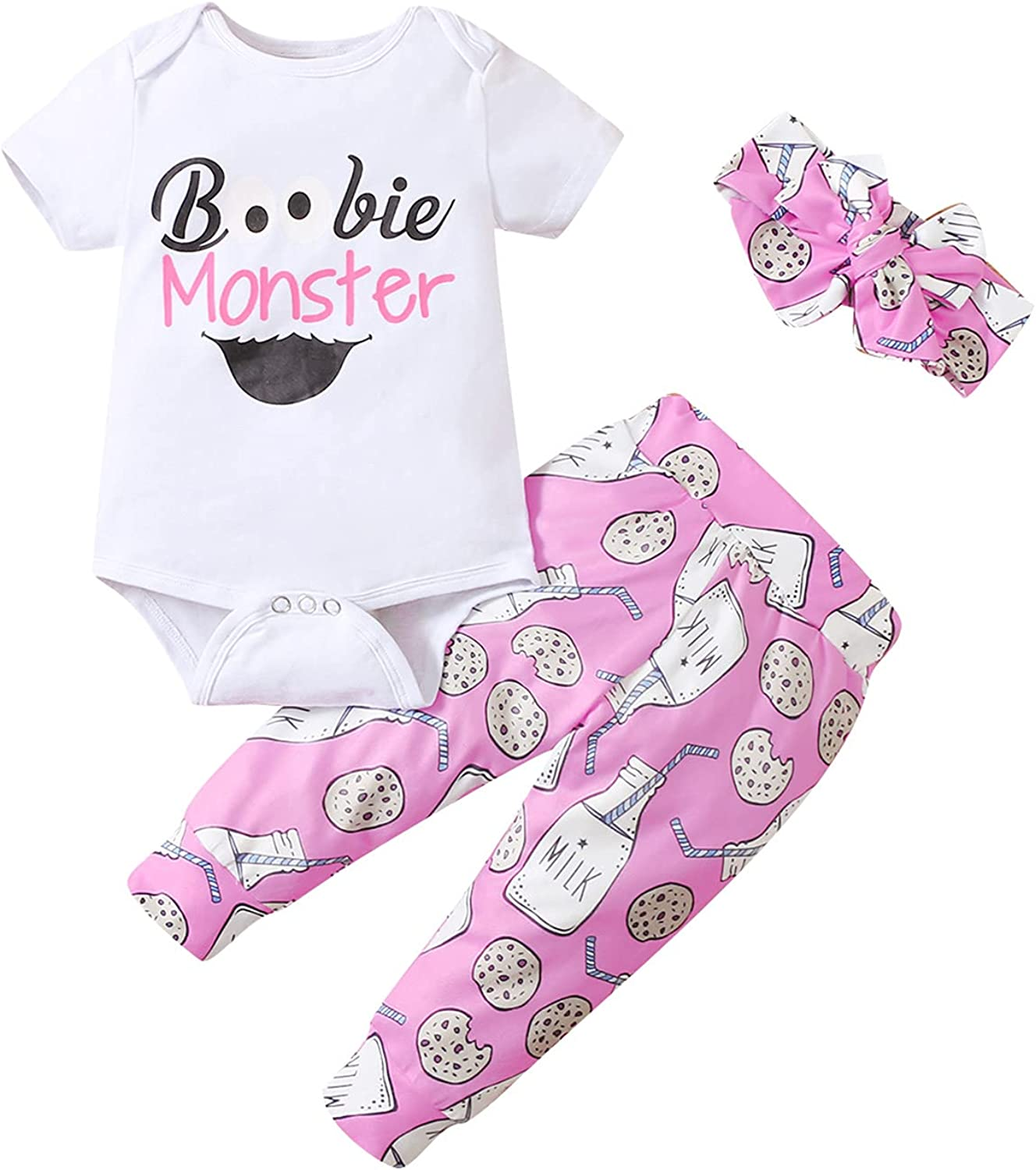 Dramiposs Newborn Boy Halloween Outfits Baby Boy Girl Coming Home Clothes