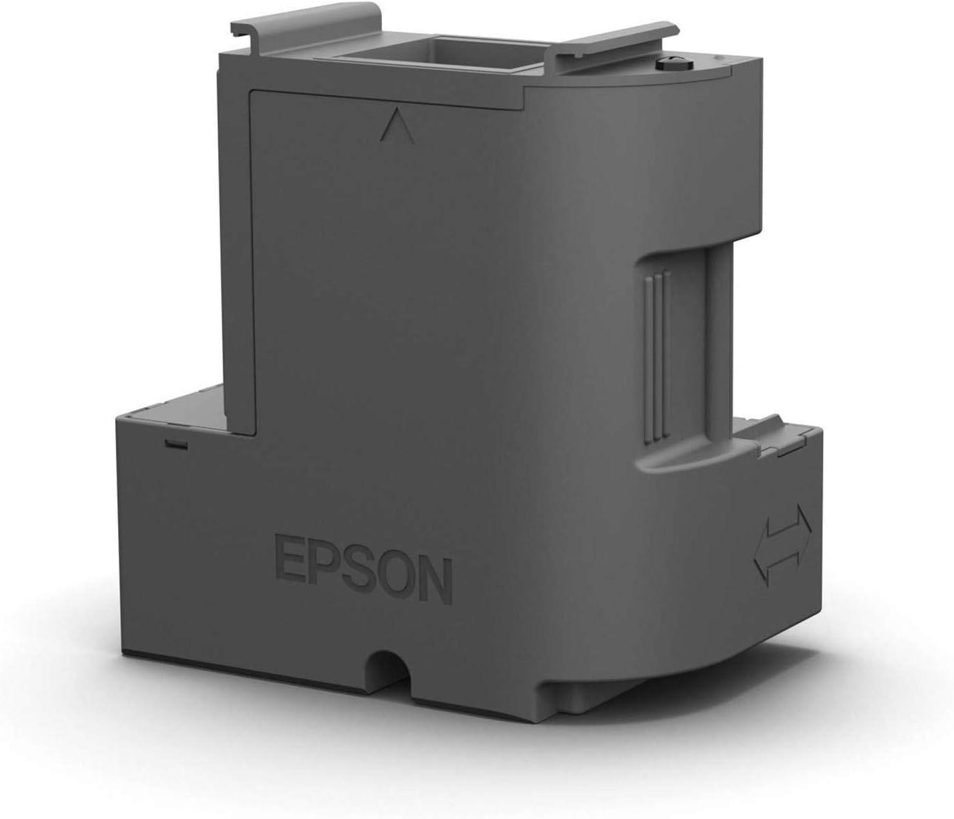 Epson C13T04D100 Xp5100 Cajas De Mantenimiento, Negro: Amazon.es ...