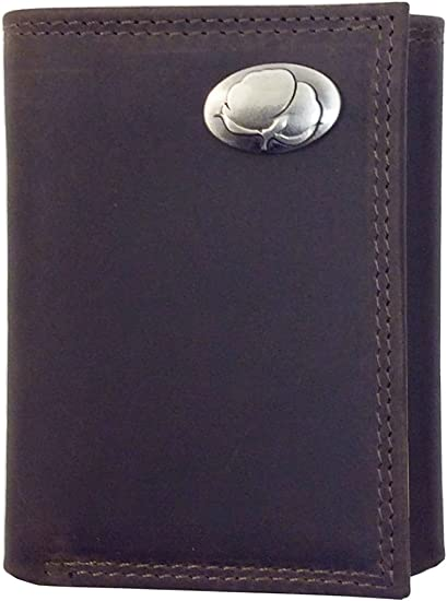 ZEP-PRO SHOTGUN SHELL Roper Leather Fence Row Camo Wallet ONLY NO BOX
