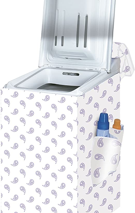 Rayen 2396 - Funda para lavadora de carga superior, 84 x 45 x 65 ...