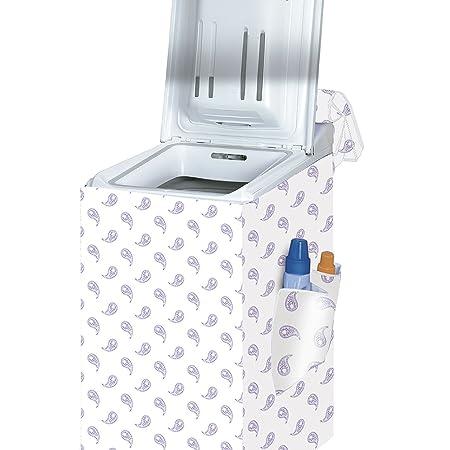 Rayen 2396 - Funda para lavadora de carga superior, 84 x 45 x 65 cm, surtido: colores aleatorios