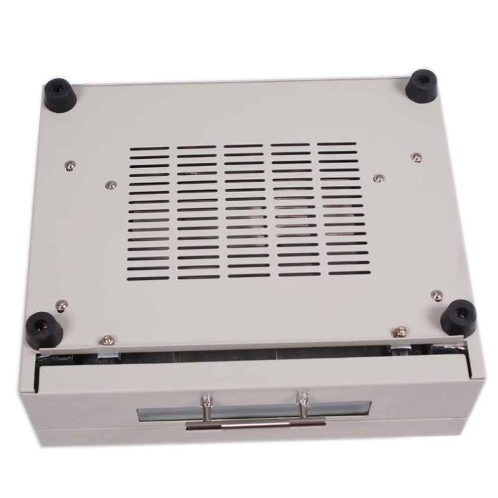 Sanven T962 automática Horno de reflujo de infrarrojos 800W Ic Calentador Smd Bga 180 × 235mm Top Venta: Amazon.es: Hogar