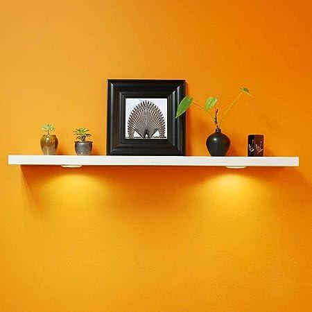 FRANKYSTAR Mensola Design a Muro con LED incorporati Set