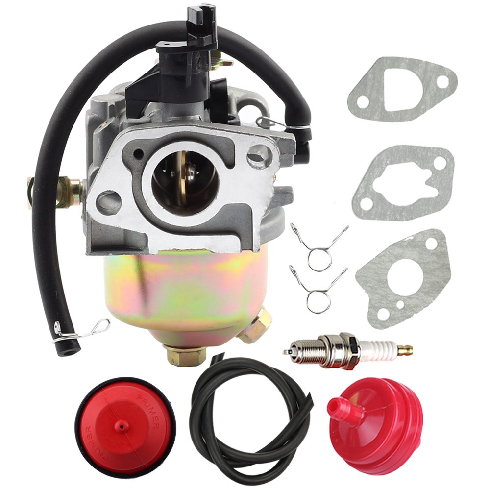 Hilom Snowblower Carburetor for HUAYI 170S 170SA 165S 165SA Yard machine Snow Blower MTD 951-10368 951-10638A 751-10638 751-10638A 951-14026A 951-14027A - Troy Bilt Carb
