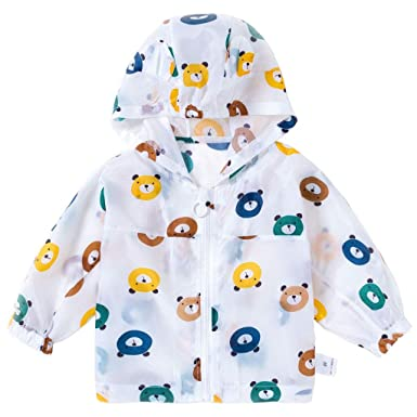 buy online 217ca 3bd12 Baby Sommer Mantel Sonnenschutz UV Schützen Outdoor Hoodie ...
