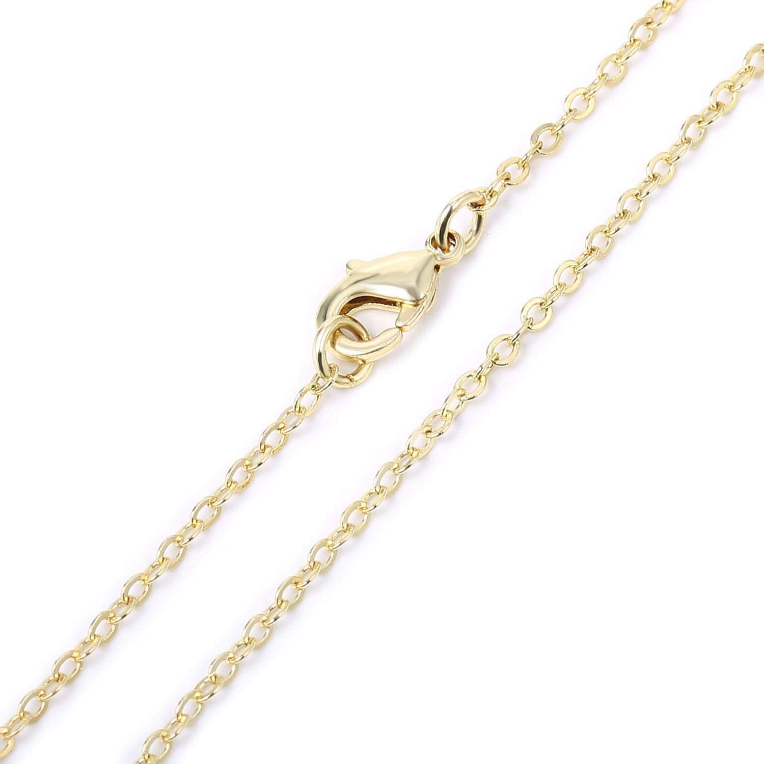 Wholesale bulk Chain for Jewelry Making 3mm Round Link Gold Filled Chain Link Gold Chain Bulk Order 14k Gold Filled Cable Chain by foot