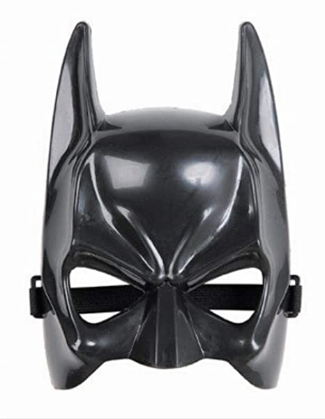 MASCARA BATMAN PVC