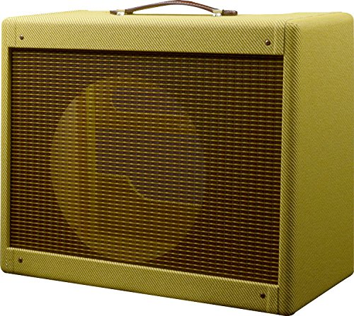 Mojotone Narrow Panel Tweed Deluxe Style Cabinet by Mojotone
