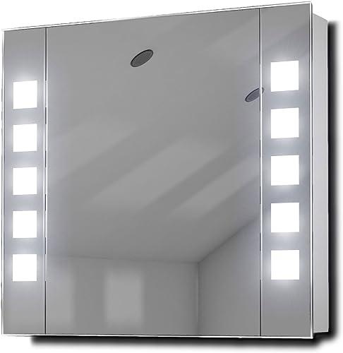 DIAMOND X COLLECTION Noble LED Bathroom Mirror Cabinet