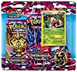 Pokemon X & Y Phantom Forces 3-Pack Special Edition [with Shiftry Single Card] (Pokemon USA)