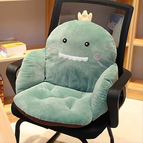 AINIYUE Cojín de Asiento Crown, Cojines para sillas de