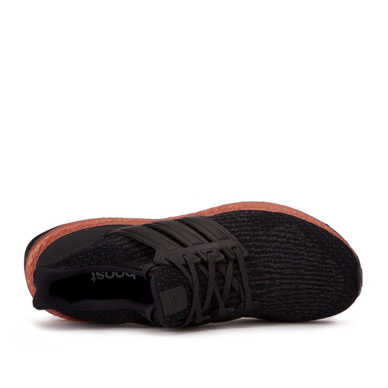 adidas Performance Men's Ultra Boost M Running Shoe B01NBMXZRV 6.5 D(M) US|Black/Black/Tech Rust