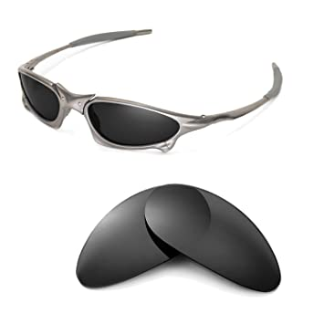 7ee695f8ff Walleva Replacement Lenses for Oakley Penny Sunglasses - Multiple Options  Available (Black - Polarized)