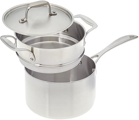 Amazon.com: American cocina – PREMIUM cazo de acero ...