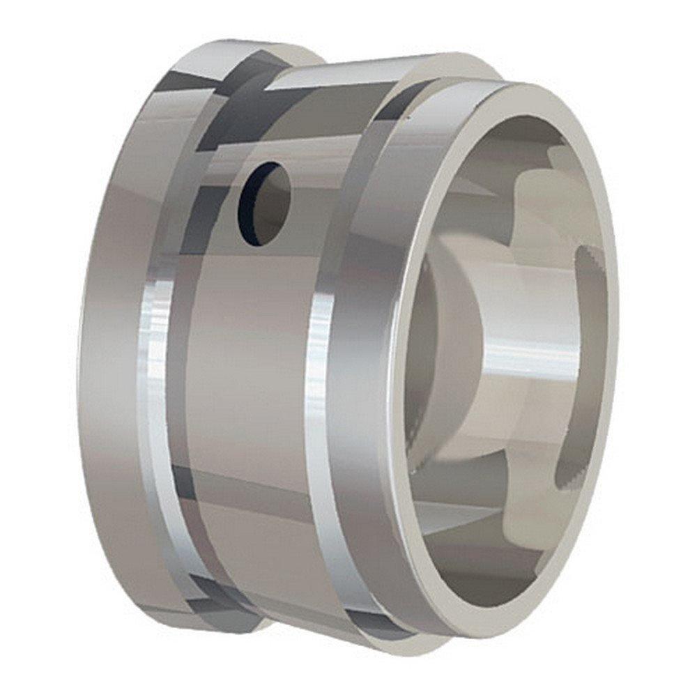 Ball Attachment Metal Case holds the Ball Titaniumtanium Attachments