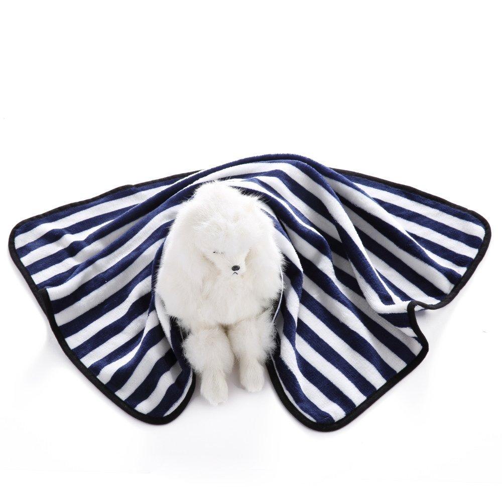 Huihuger Pet Blanket Coperta dell'animale Domestico Materasso del Letto di Gatto dell'animale Domestico Morbido Trapuntato per l'animale Sveglio Catty e Doggy Sleeping Playing Resting