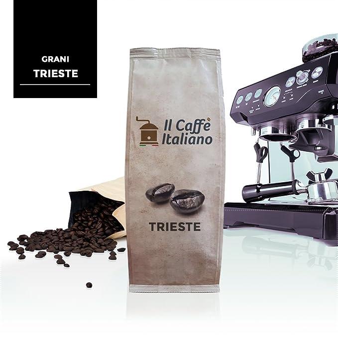 1 kg de granos de café - 1 kg de granos de café italiano en Trieste
