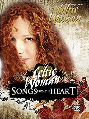 Download online Celtic Woman: Songs from the Heart (Piano / Vocal / Guitar) PDF