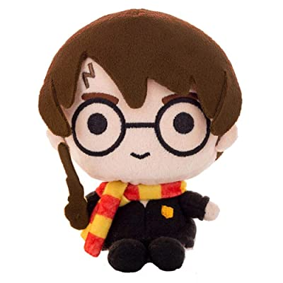 "Wizarding World 8"" Plush Harry Potter Charm - Harry: Toys & Games"