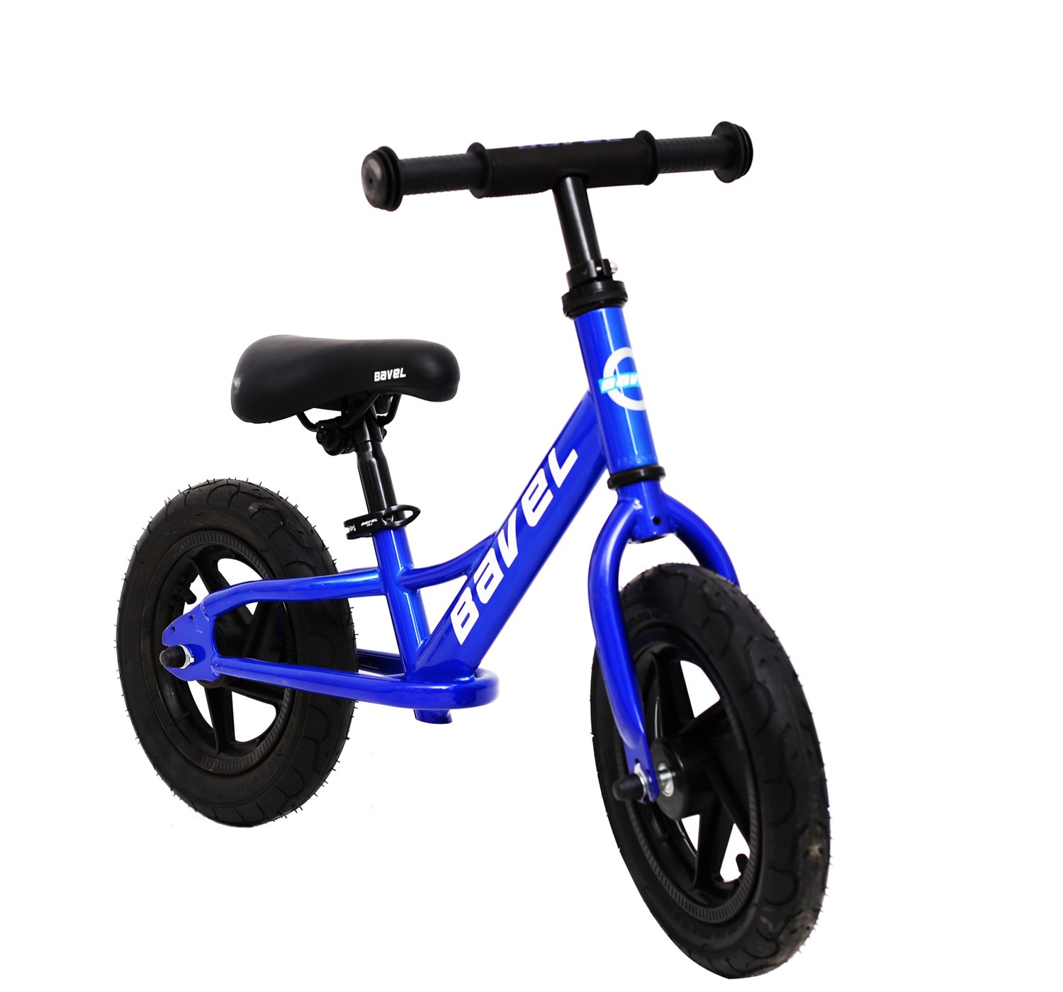 Bavel Balance Bike 12-Inch For Ages 18 Months to 4 Years (blue, 12'')