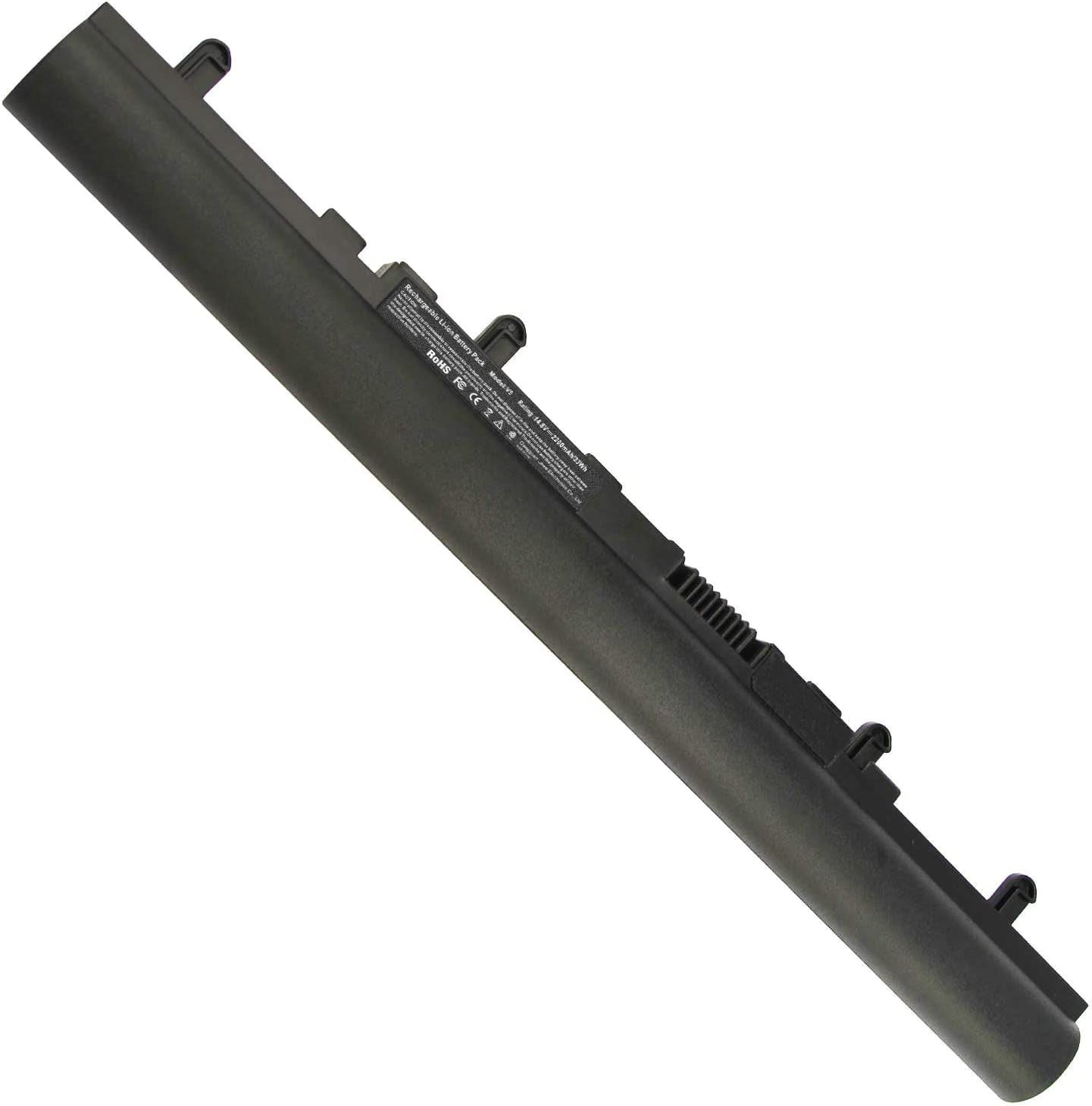 Laptop Battery Compatible ACER Aspire V5-431 V5-471 V5-531 V5-571 V5-431G/P V5-471G/P V5-531G/P V5-571G/P, PN: AL12A32, 4ICR17/65, 2200mAh/14.8V/4 Cell
