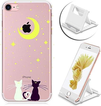 cover gatto iphone 7