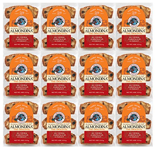Almondina Biscuits, Original, 4 ounce, 12 pack