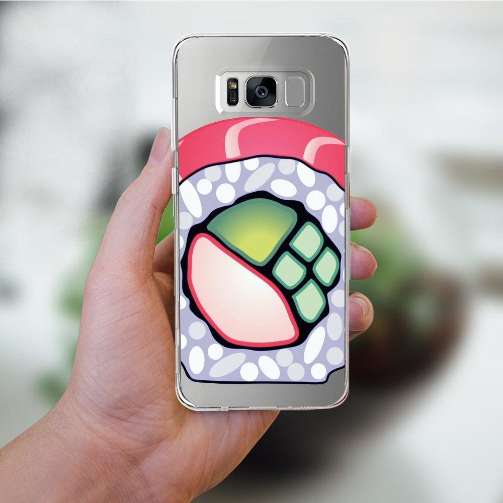 Amazon.com: sangkoo Samsung Galaxy S8 Funda, sol y luna ...