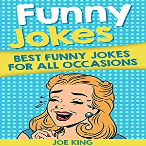 Funny Jokes Audiobook
