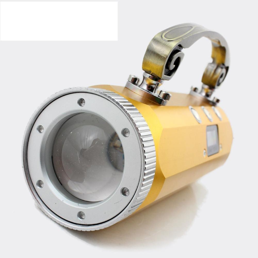 BKPH DREI Lichtquelle Angeln Lampe öffnen Sich Zoom Blendung 15w Nacht Angeln Lichter