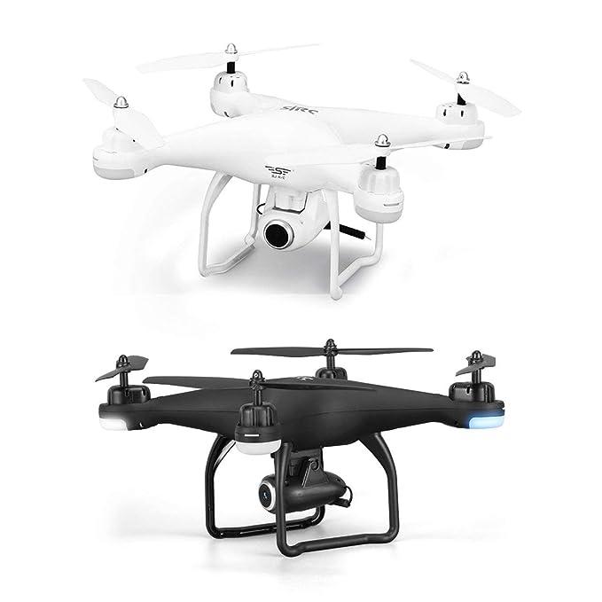 WOSOSYEYO S20Wgps 720P 1080P Drone de Cuatro Ejes GPS Cámara ...