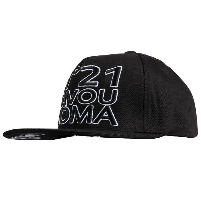 076bd714b5b64 Morehats N21 Cavou Roma Snapback Baseball Cap Hip-hop Hat - Black at ...