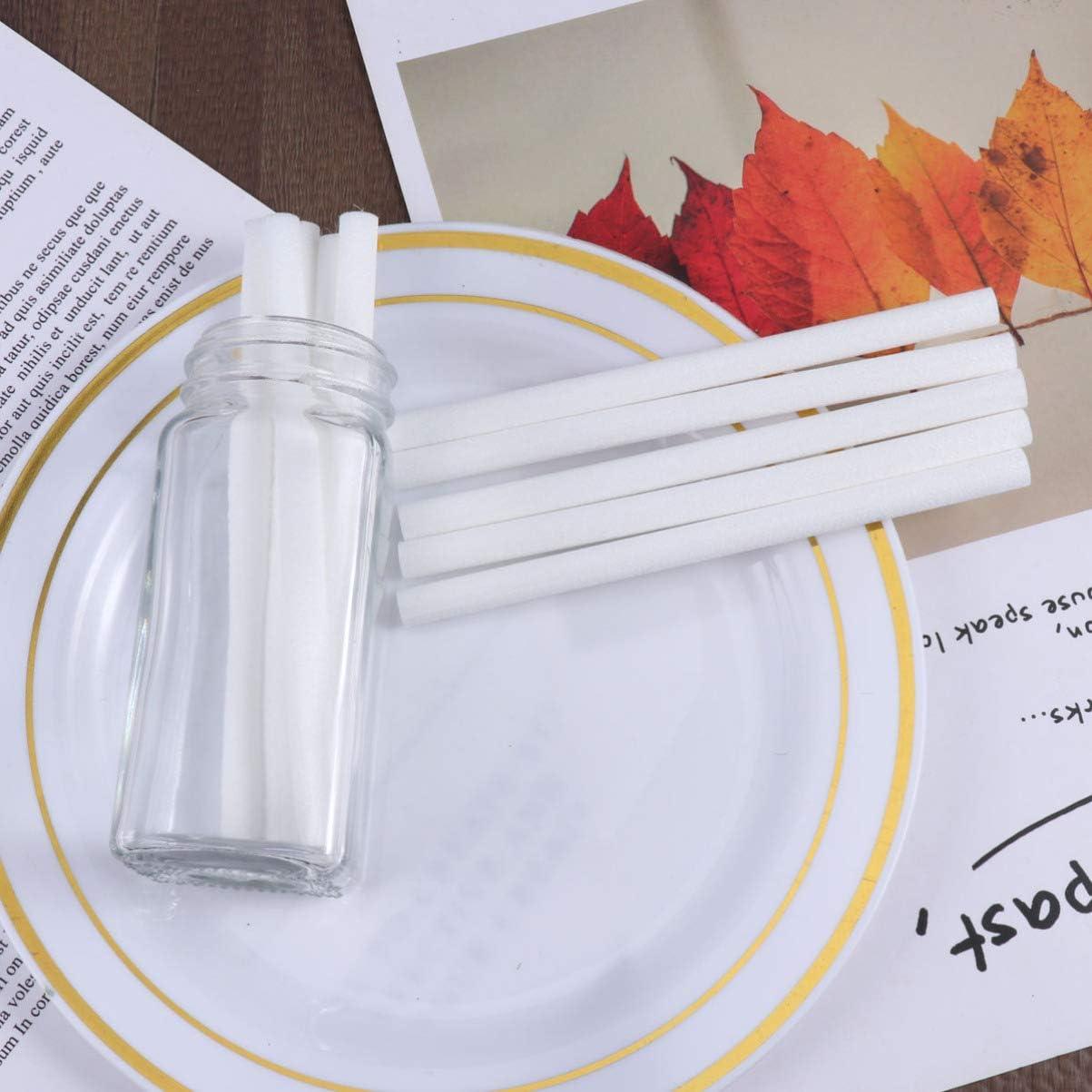 Artibetter 10 Pcs Mini Humidificateurs Filtres Recharge B/âtons Coton Tige /Éponges Filtre Remplacement pour Usb Eau Humidificateur Aromath/érapie Huile Essentielle Diffuseur
